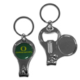 Oregon Ducks Nail Care/Bottle Opener Key Chain